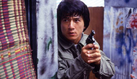 Jackie Chan ve filmu Police Story
