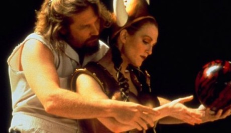 FOTO: Jeff Bridges a Julianne Moore ve filmu Big Lebowski