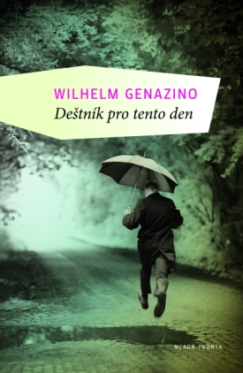 FOTO: Obálka románu Deštník pro tento den