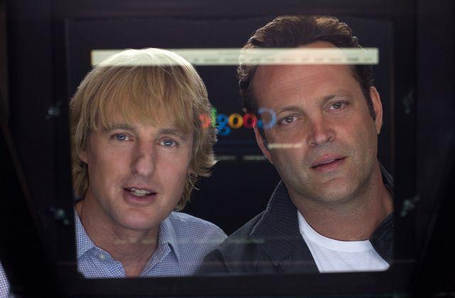 FOTO: Owen Wilson a Vince Vaughn ve filmu Stážisti