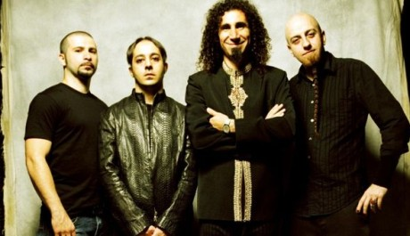 FOTO: System of a Down