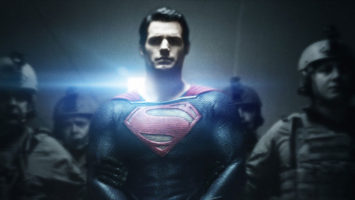 FOTO: Man of steel