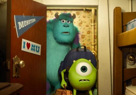 FOTO: Monsters University