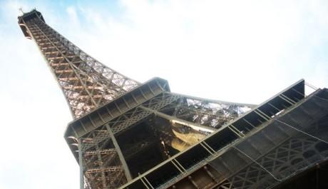 FOTO: Eiffelova věž