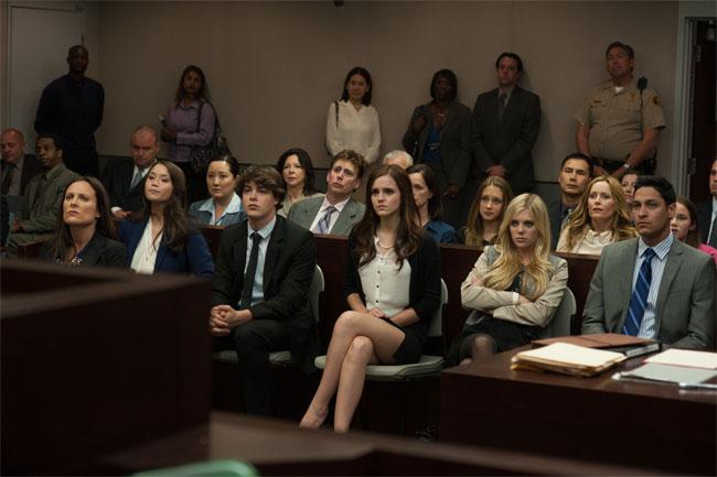 Foto: Aktéři Bling Ring u soudu