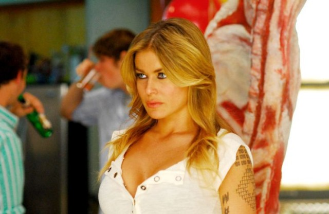 FOTO: Carmen Electra ve filmu Disaster movie