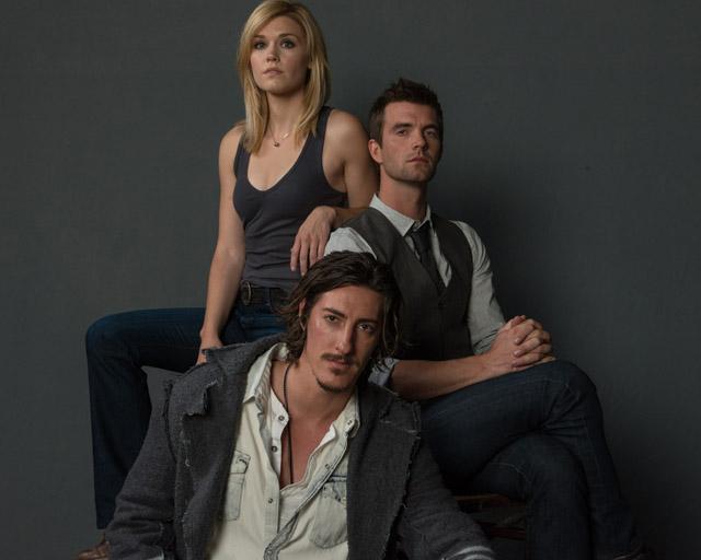 FOTO: Emily Rose, Eric Balfour a Lucas Bryant