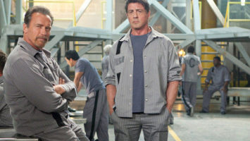 FOTO: Escape plan - Arnold Schwarzenegger - Sylvestr Stallone Summit Entertainment