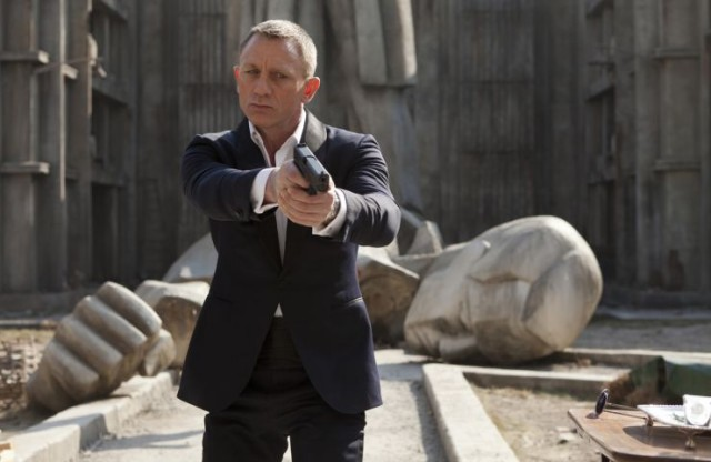 FOTO: Daniel Craig jako James Bond