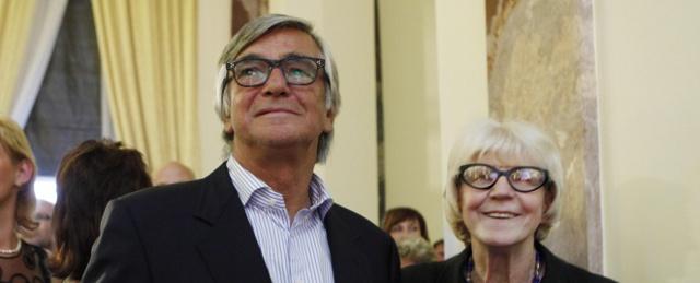 FOTO: Jiří Bartoška a Eva Zaoralová