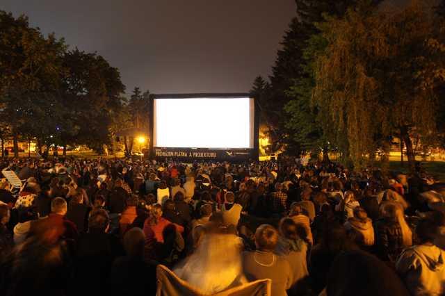 FOTO: MFF Zlín - letní kino