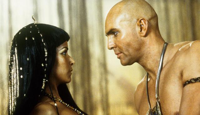 FOTO: Mumie se vrací - Imhotep