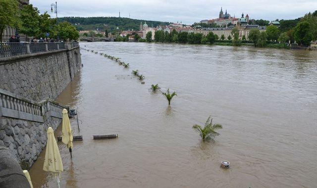 FOTO: Povodně 2013 Praha