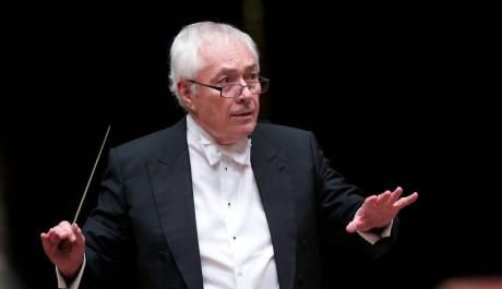 Foto: Dirigent Libor Pešek