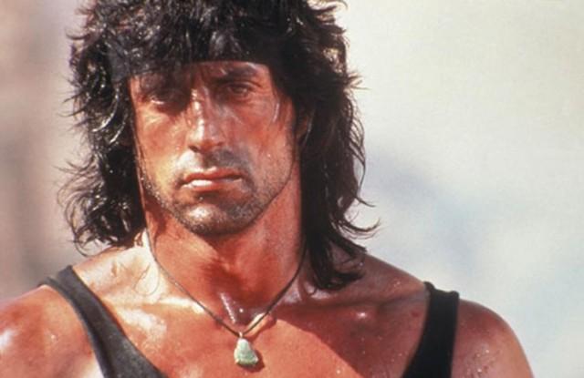 FOTO: Sylvester Stallone jako Rambo