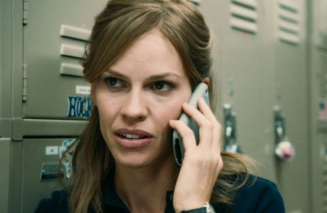 FOTO: Hilary Swank ve filmu Intimní past