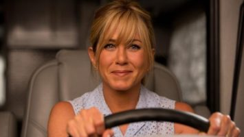 FOTO: Jennifer Aniston Were the Millers