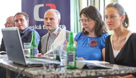 FOTO: Jiří Svoboda, Petr Vizina, Alena Müllerová a Alžběta Plívová