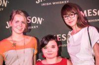 Vítězné trio, které uspělo s Americkou krásou. Zdroj: Jameson