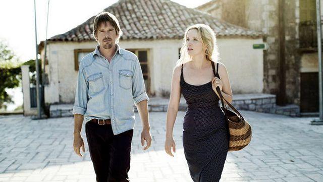 Ethan Hawke a Julie Delpy v třetím pokračování jejich romantického příběhu. Zdroj: distributor filmu