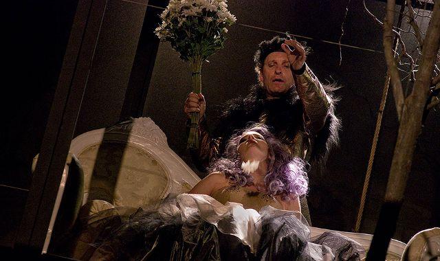 FOTO: Inscenace Sen noci svatojánské měla premiéru na Pražském hradě