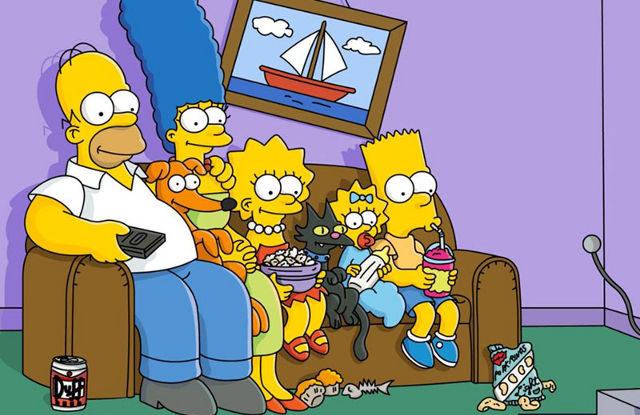 Simpsons Springfield - Universal Studios