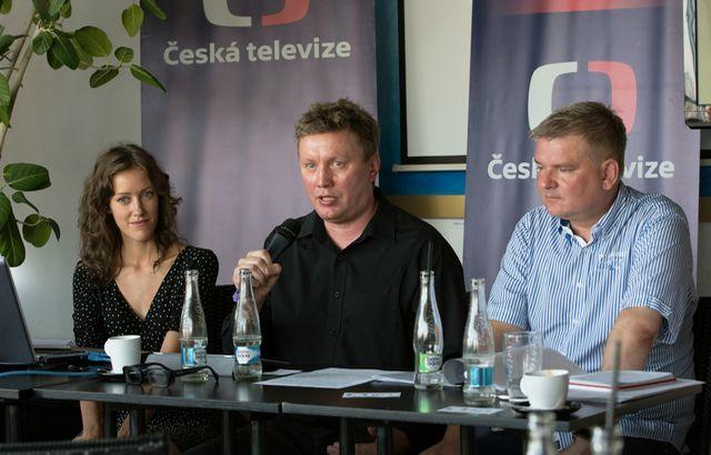 FOTO: Tisková konference ČT art 1