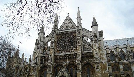 FOTO: Westminsterské opatství