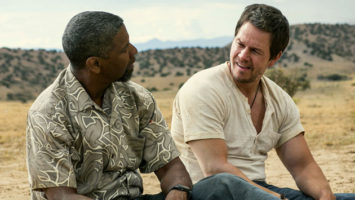 FOTO: Denzel Washington Mark Wahlberg 2 guns