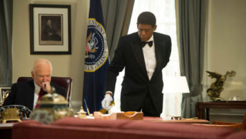 FOTO: Robin Williams Forrest Whitaker The Butler