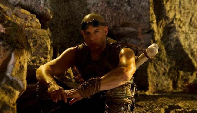 FOTO: Vin Diesel Riddick 2