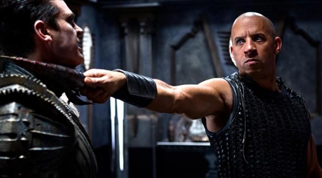 FOTO: Vin Diesel Riddick