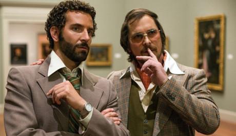 FOTO: American Hustle - Christian Bale a Bradley Cooper