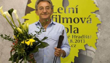 Allan Starski, FOTO: Marek Malůsek, Letní filmová škola v Uherském Hradišti