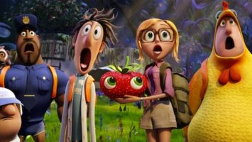 FOTO: Cloudy with a Chance of Meatballs 2