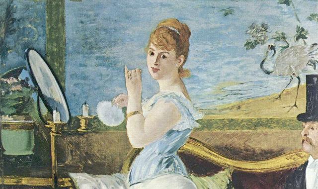 FOTO: Edouard Manet: Nana