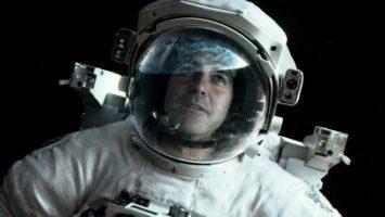FOTO: George Clooney Gravity