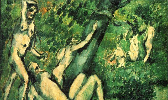 FOTO: Velkou Ginsbergovou inspirací byl francouzský impresionistický malíř Paul Cézanne. Zdroj: Wikimedia.org