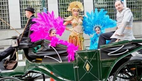 Foto: Mata Hari, Divadlo Broadway