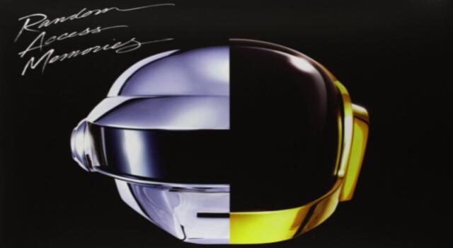 FOTO: Daft Punk - Random Access Memories