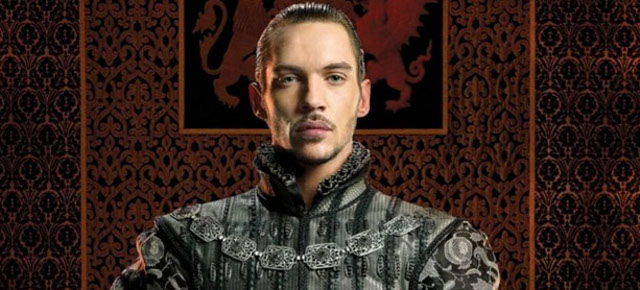 FOTO: Jonathan Rhys Meyers v seriálu Tudorovci