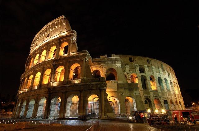 FOTO: Koloseum