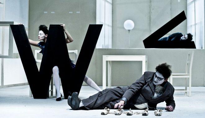 FOTO: Korespondence V+W přichází na jeviště Divadla Na zábradlí