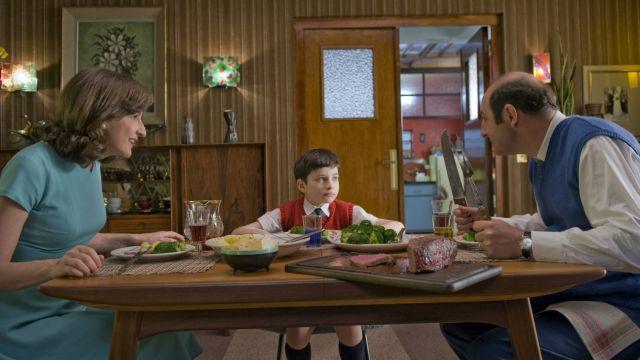 FOTO: Snímek z filmu Mikulášovy patálie