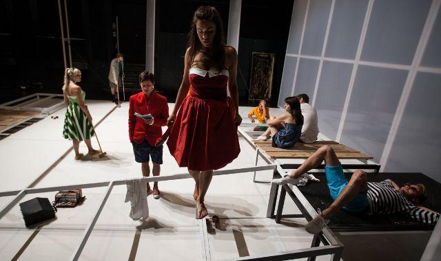 FOTO: Divadlo DISK uvede inscenaci podle Turgeněva