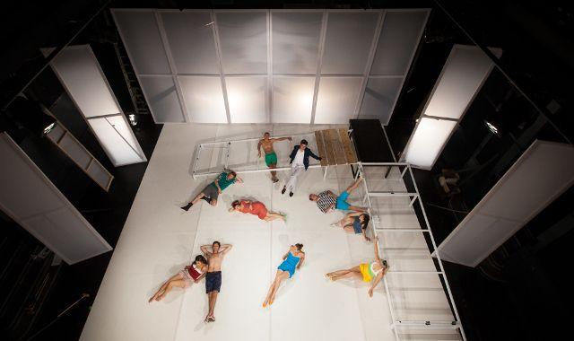 FOTO: Divadlo Disk uvede inscenaci Letovisko
