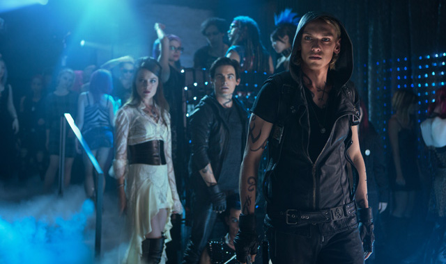 FOTO: Mortal instruments - Jamie Campbell Bower - Sony Pictures Entertainment