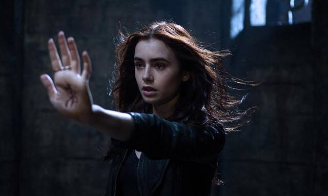 FOTO: Mortal instruments - Lily Collins - Sony Pictures Entertainment