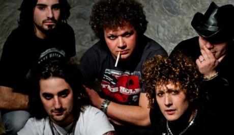 Italští rockeři Seventh Veil vycházejí z glamrocku osmdesátých let. Zdroj: oficiální stránky kapely