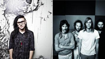 FOTO: Skrillex & The Doors